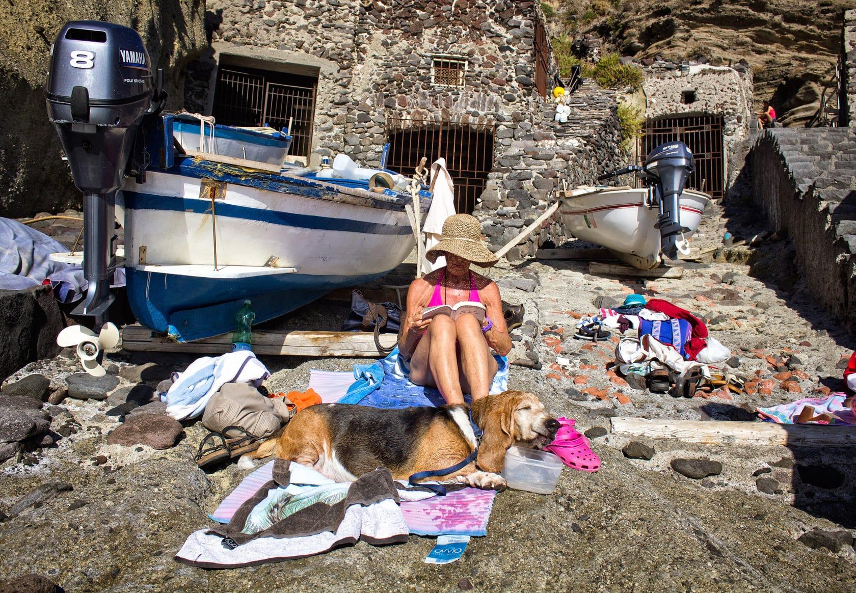 Lorenzo Grifantini Beach Street Photography 2