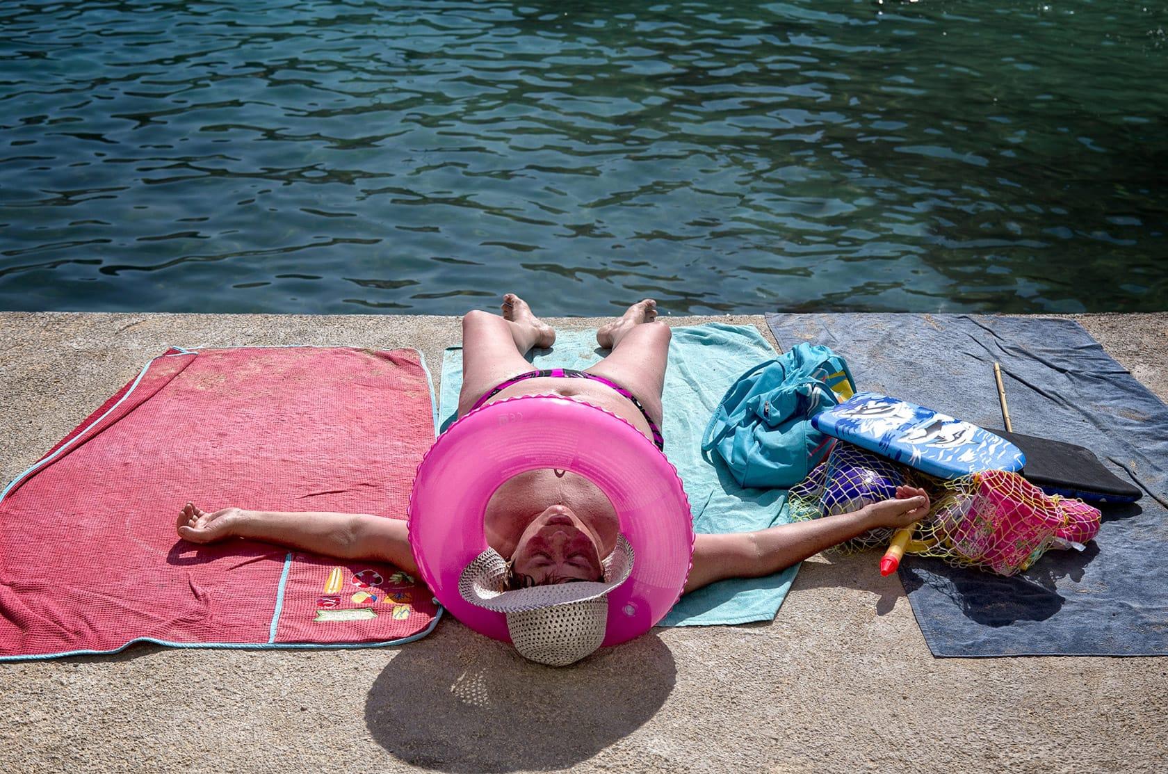 Lorenzo Grifantini Beach Street Photography 3