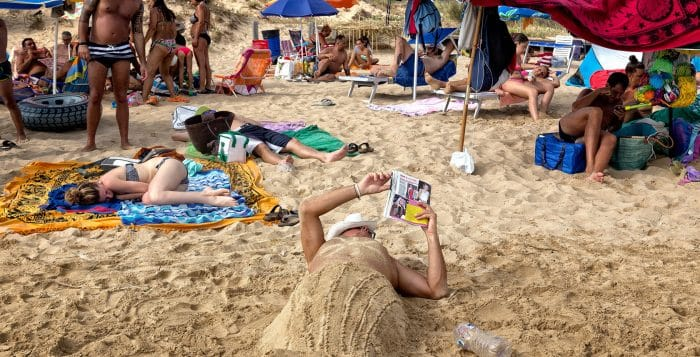 Lorenzo Grifantini Beach Street Photography cover