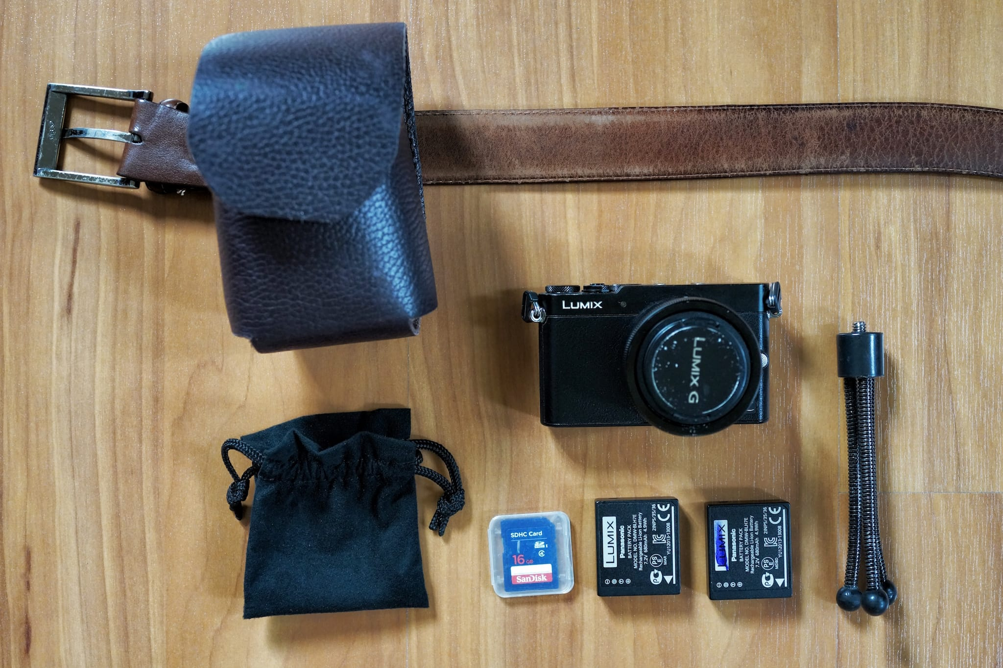 Muhammad Alwi's Camera Bag