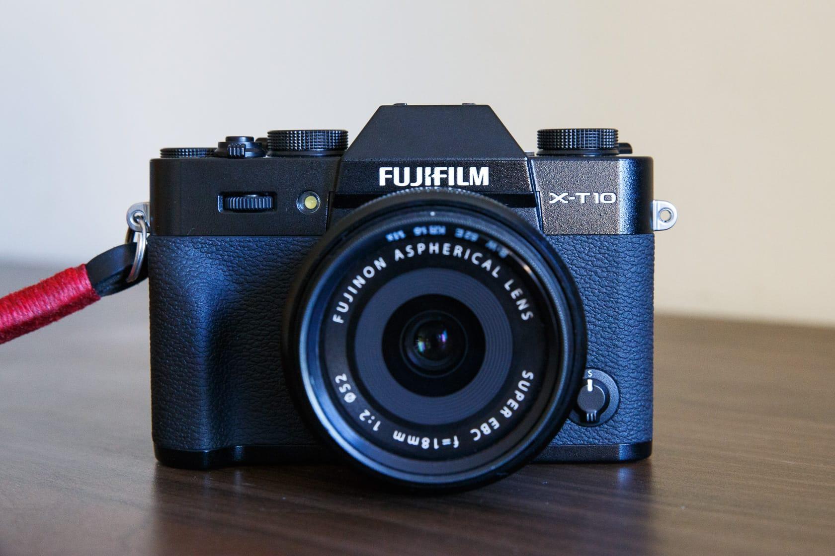 The Fujifilm X-T10 for Street Photography - Street Hunters