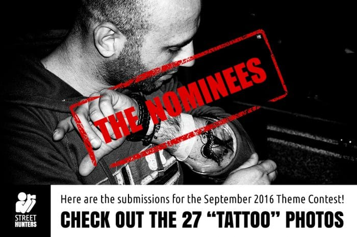 Tattoos photo nominees