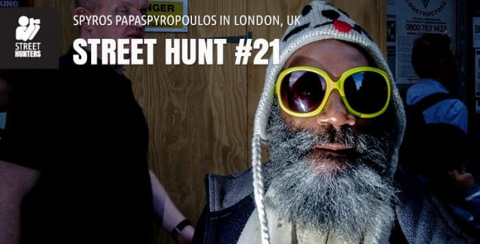 Street Hunt 21 - 2nd Annual Street Hunters Meeting in London