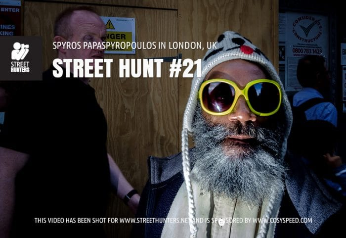 Street Hunt 21 - 2nd Annual Street Hunters Meeting in London