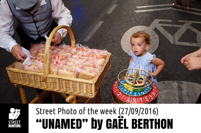 Street Photo of the week by Gael Berthon