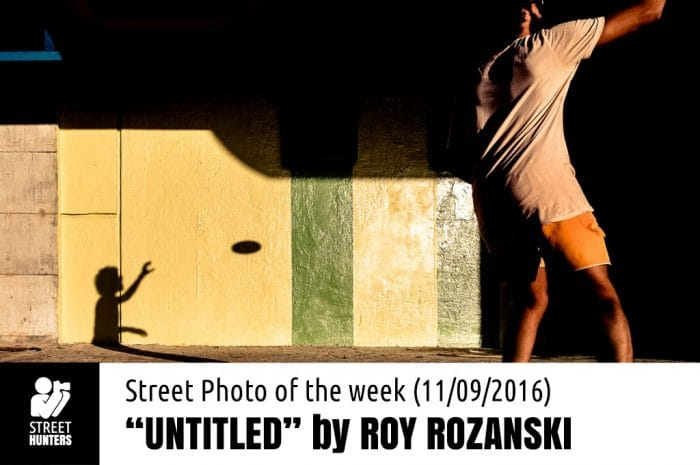 Street Photo of the week by Roy Rozanski