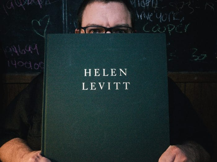 Helen Levitt Book Cover