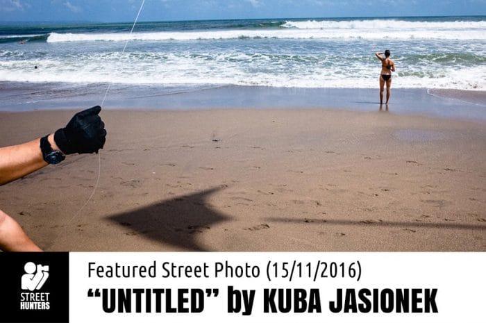 Featured Street Photo by Kuba Jasionek