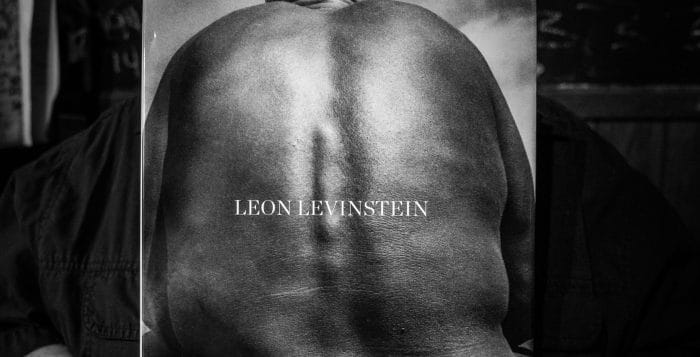 Leon Levinstein book review cover