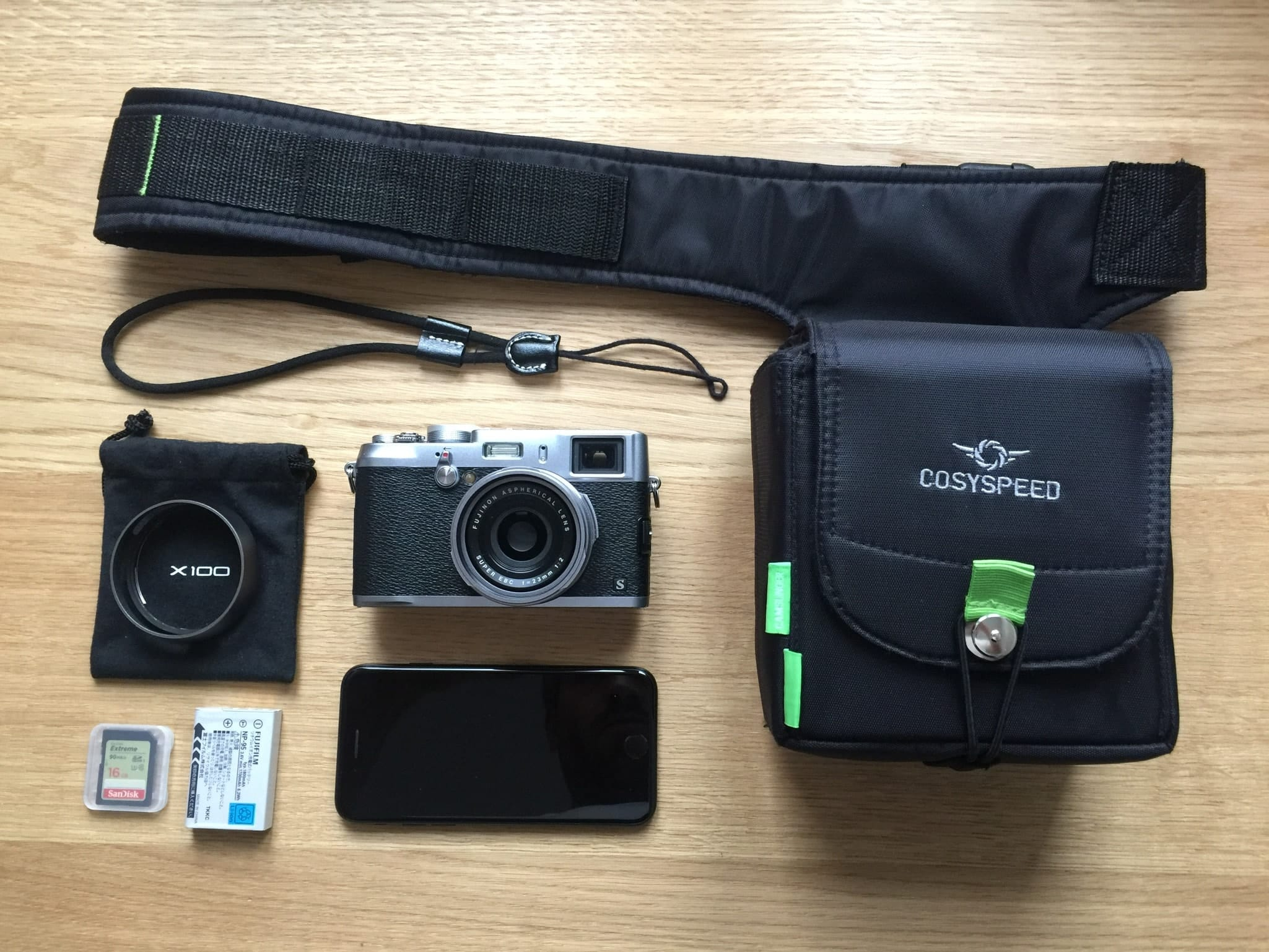 Inside Jacint Juhasz's camera bag