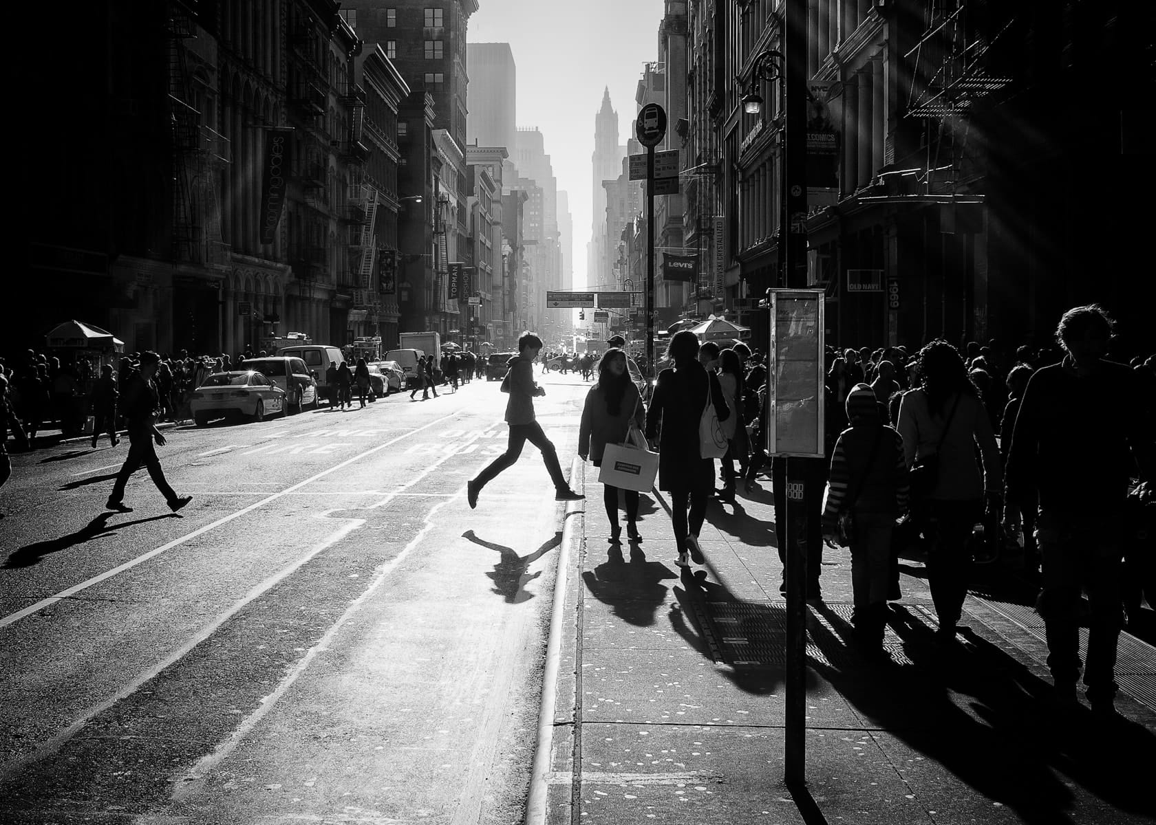 """Decisive moment"" submission by Patrick Monnier"
