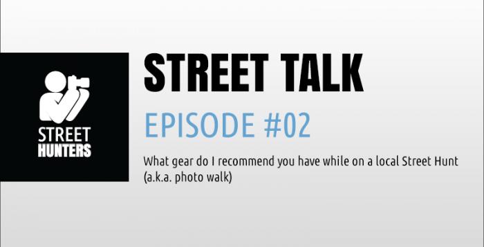 """Street Talk"" Episode 02"