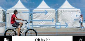 Crit My Pic 'Boardwalk Biker' by Michael Schmitt