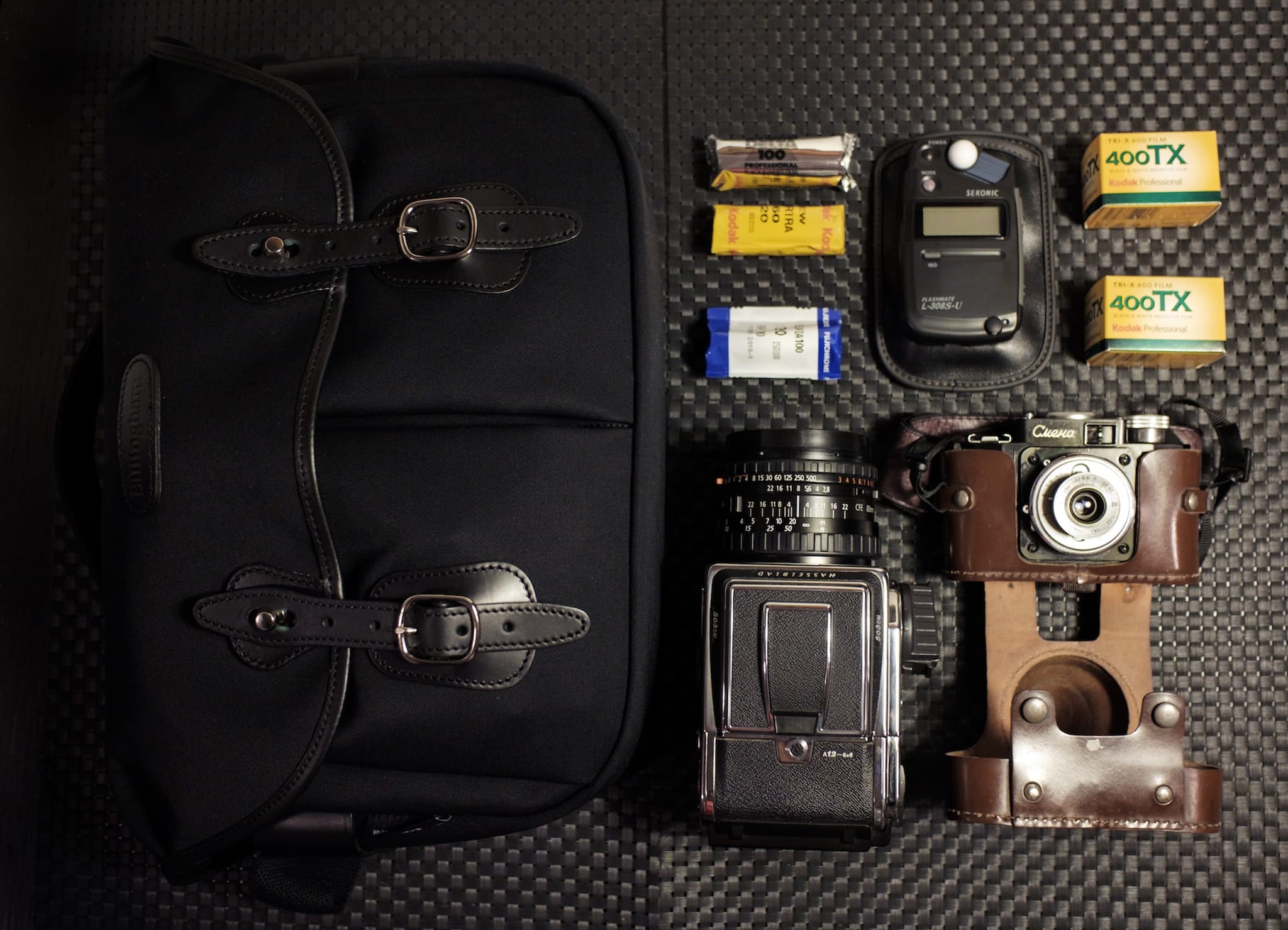 Nikita Payusov's Camera Bag 2