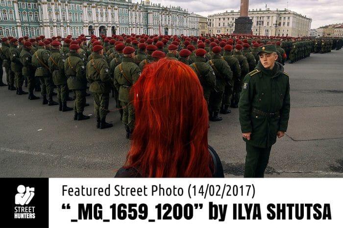 Featured Street Photo by Ilya Shtutsa promo