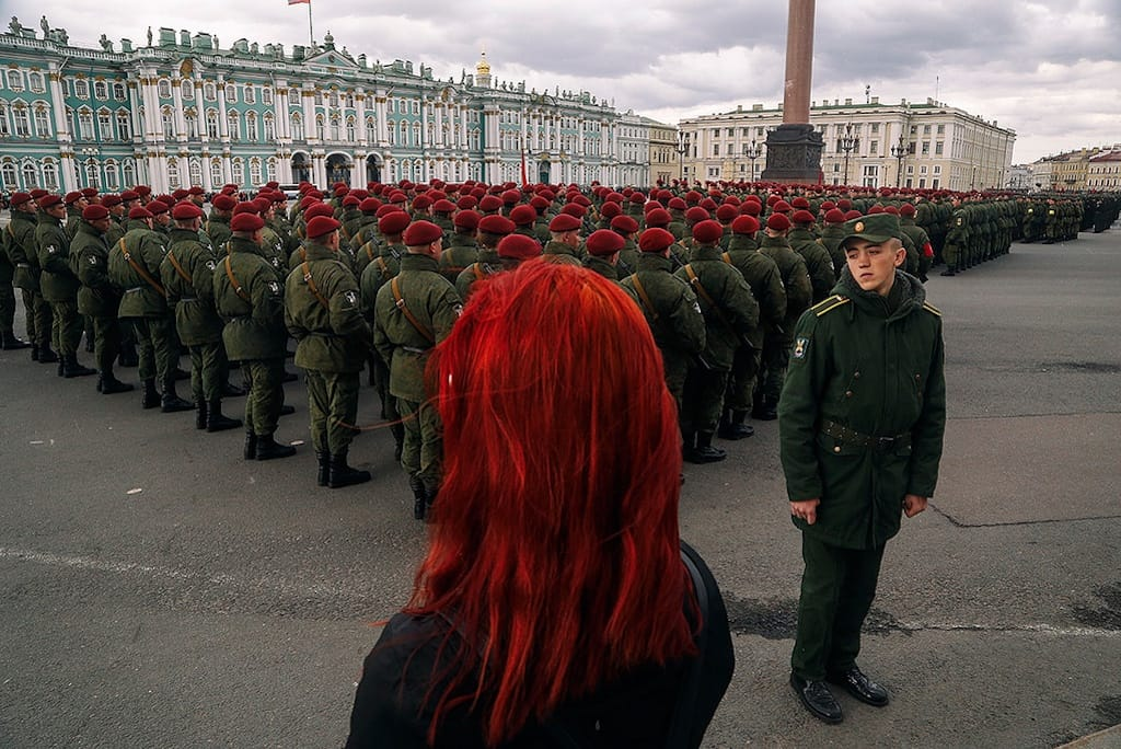 Featured Street Photo by Ilya Shtutsa