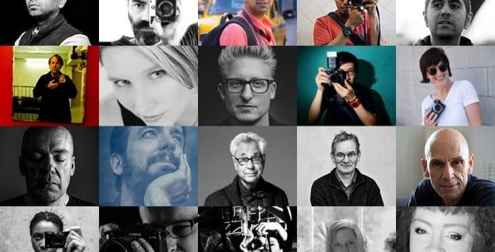 Influential Street Photographers 2017