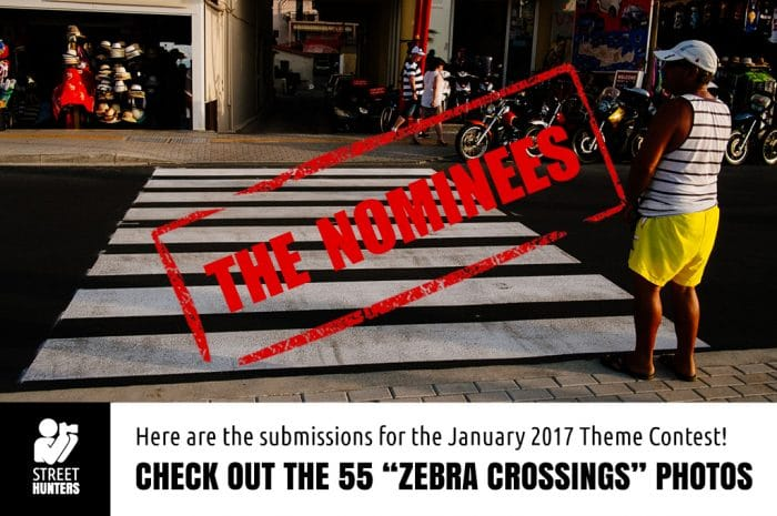 January 2017 Street Photography Contest nominees