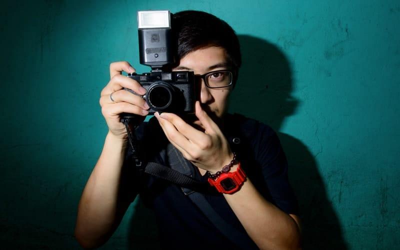 Street Photographer Eric Kim
