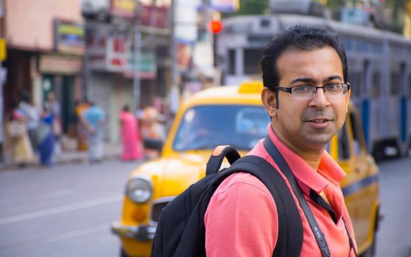 Street Photographer Soumya Shankar Ghosal