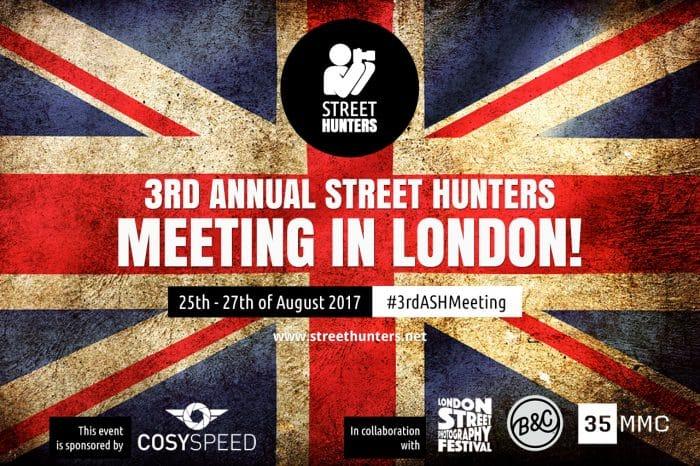 3rd Annual meeting London