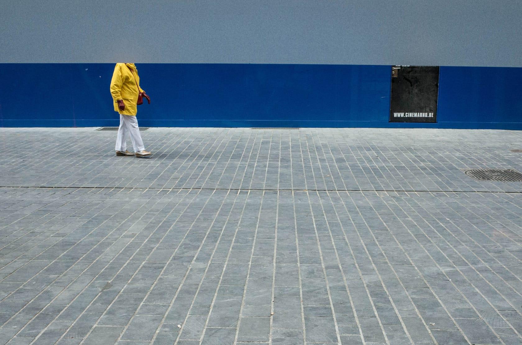 Kristof Vande Velde interview 6 Yellow coat Belgium
