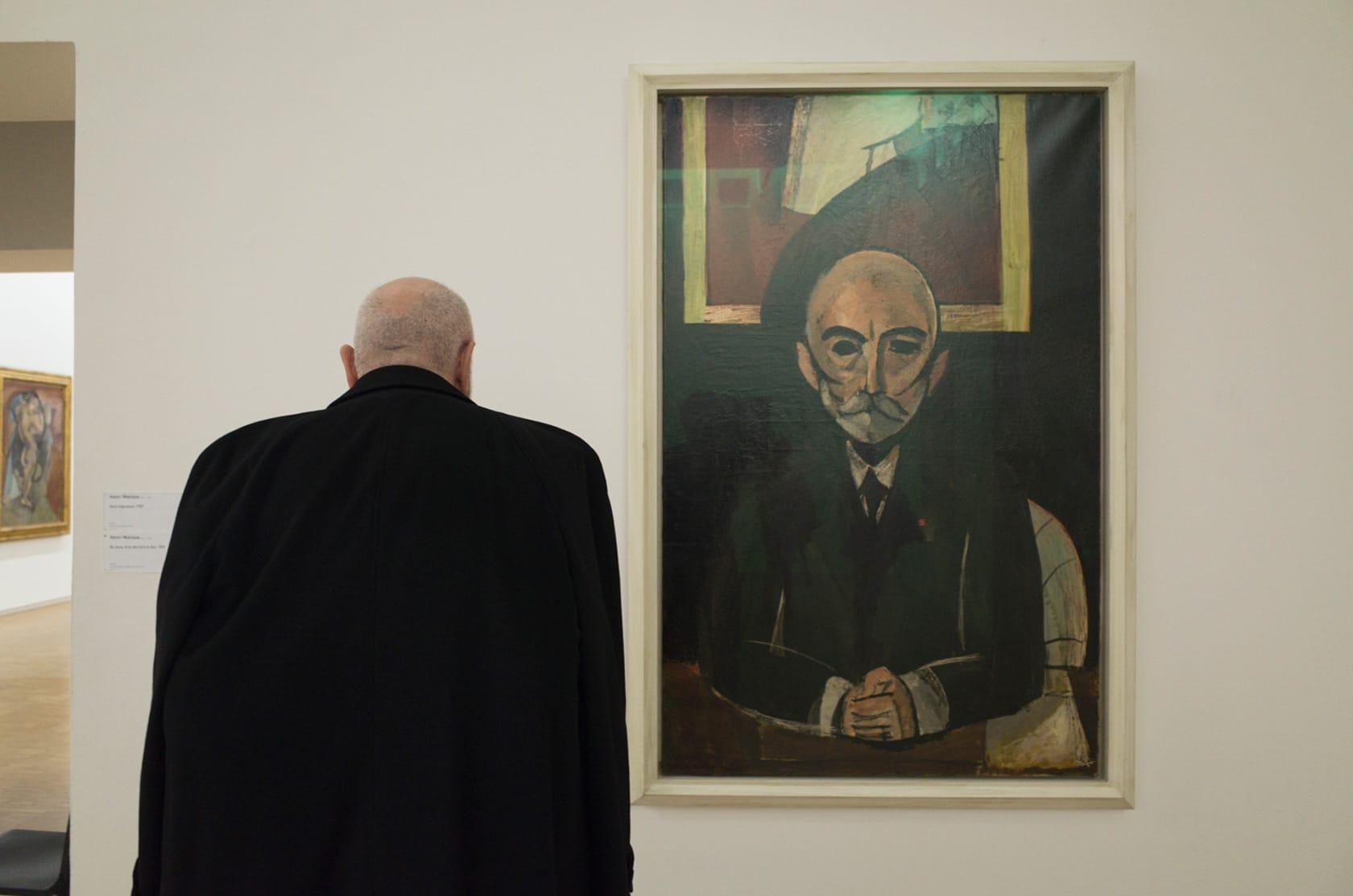 Kristof Vande Velde interview 8 Painting Paris France