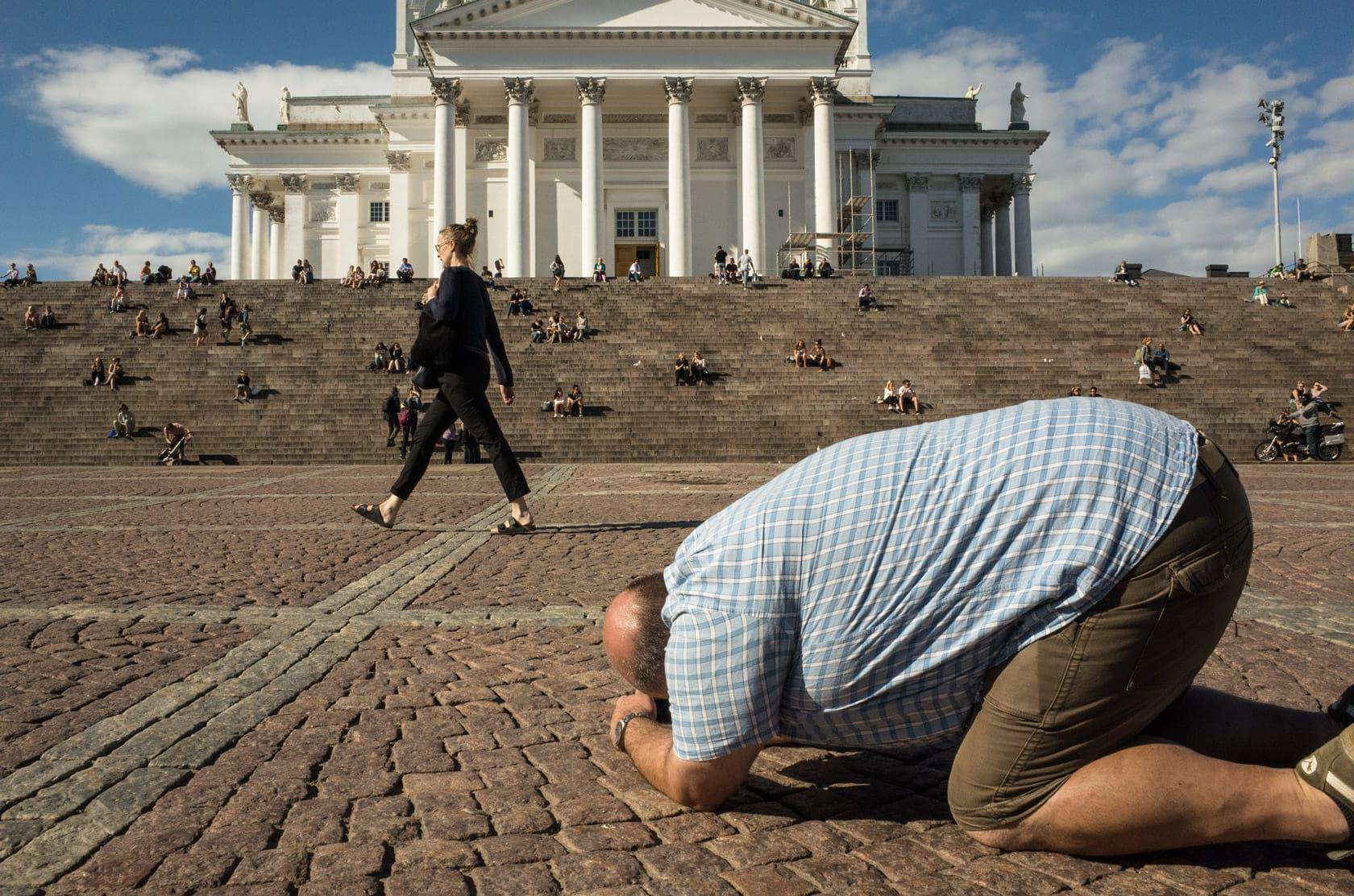 Kristof Vande Velde interview 9 Cathedral Finland