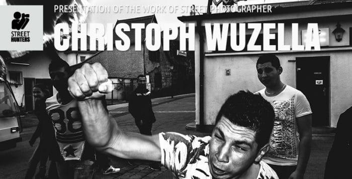 Christoph Wuzella Street Photographer Slideshow Presentation