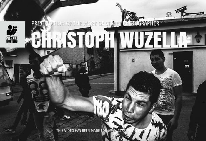 Christoph Wuzella Street Photographer Slideshow Presentation