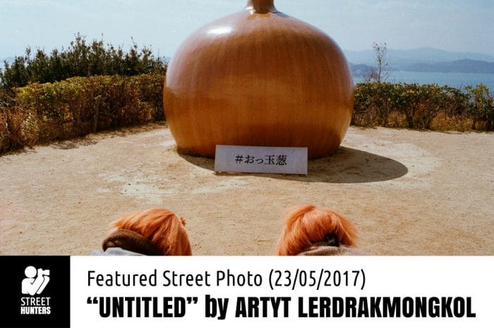 Featured Street Photo by Artyt Lerdrakmongkol