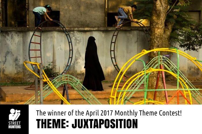 Winner April 2017