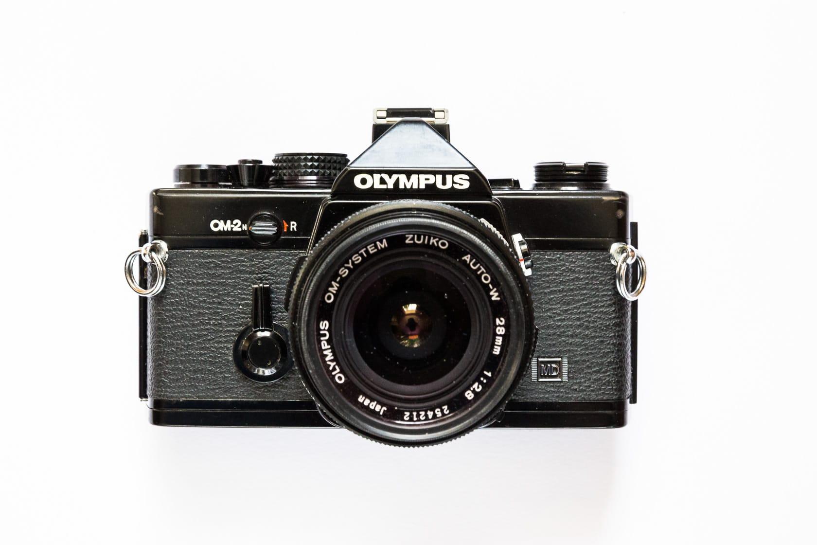 Film Street Photography Olympus OM-2n