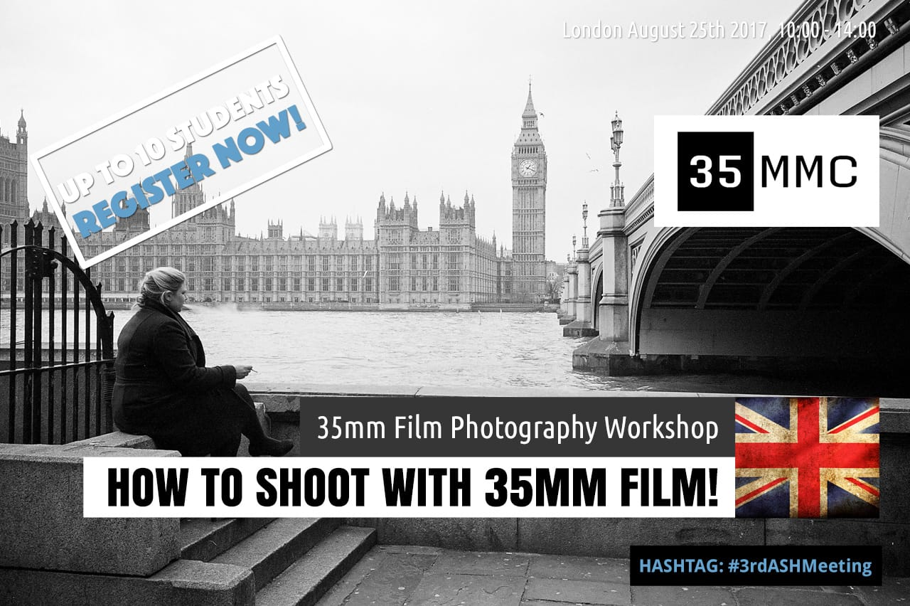 Film Photography Workshop in London