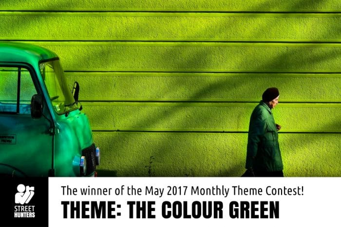 Winner May 2017