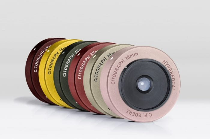 Citograph 35mm street photo lens cover