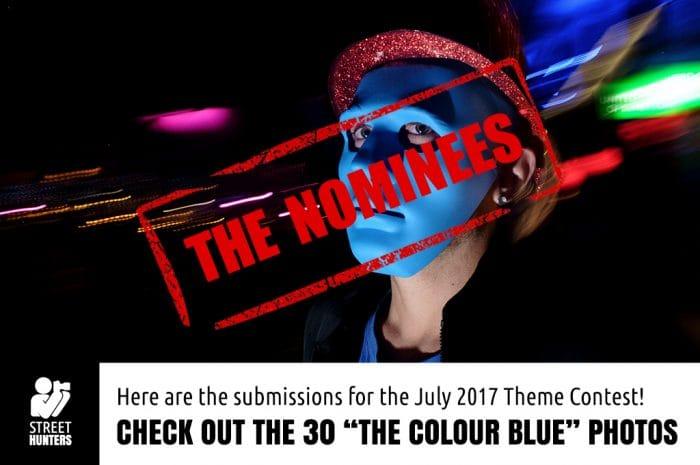 The Colour Blue Nominees