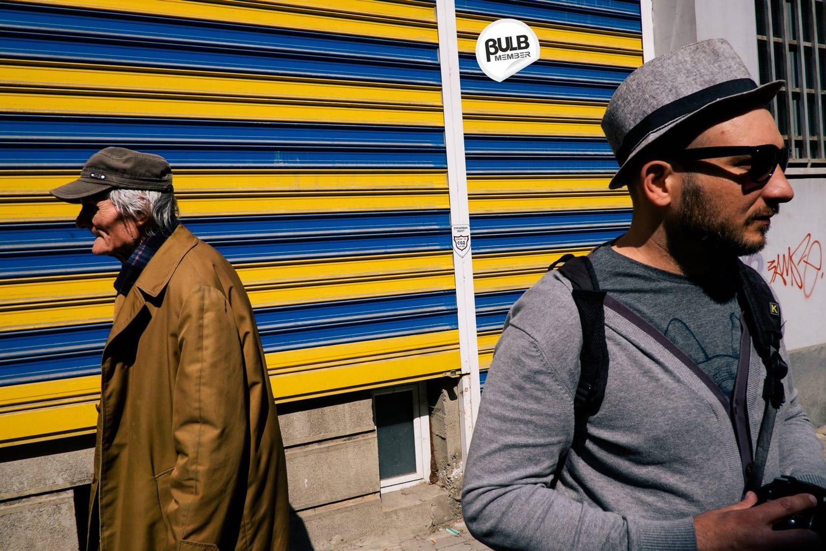 Svilen Nachev street photographer