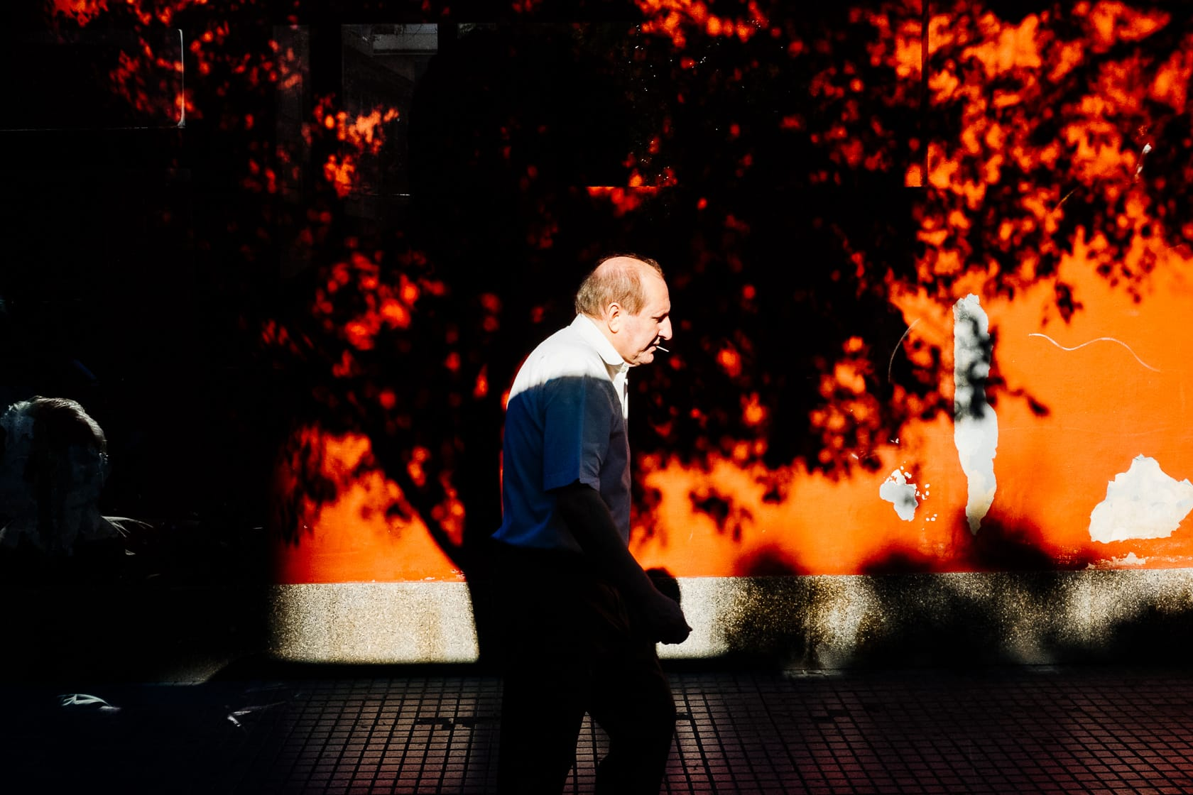 High contrast street photography 1