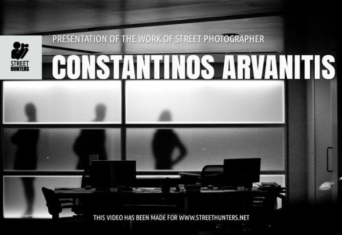 Constantinos Arvanitis' Slideshow Presentation
