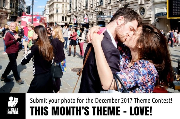 Love monthly theme contest