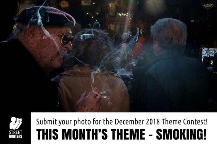 January 2018 monthly theme contest