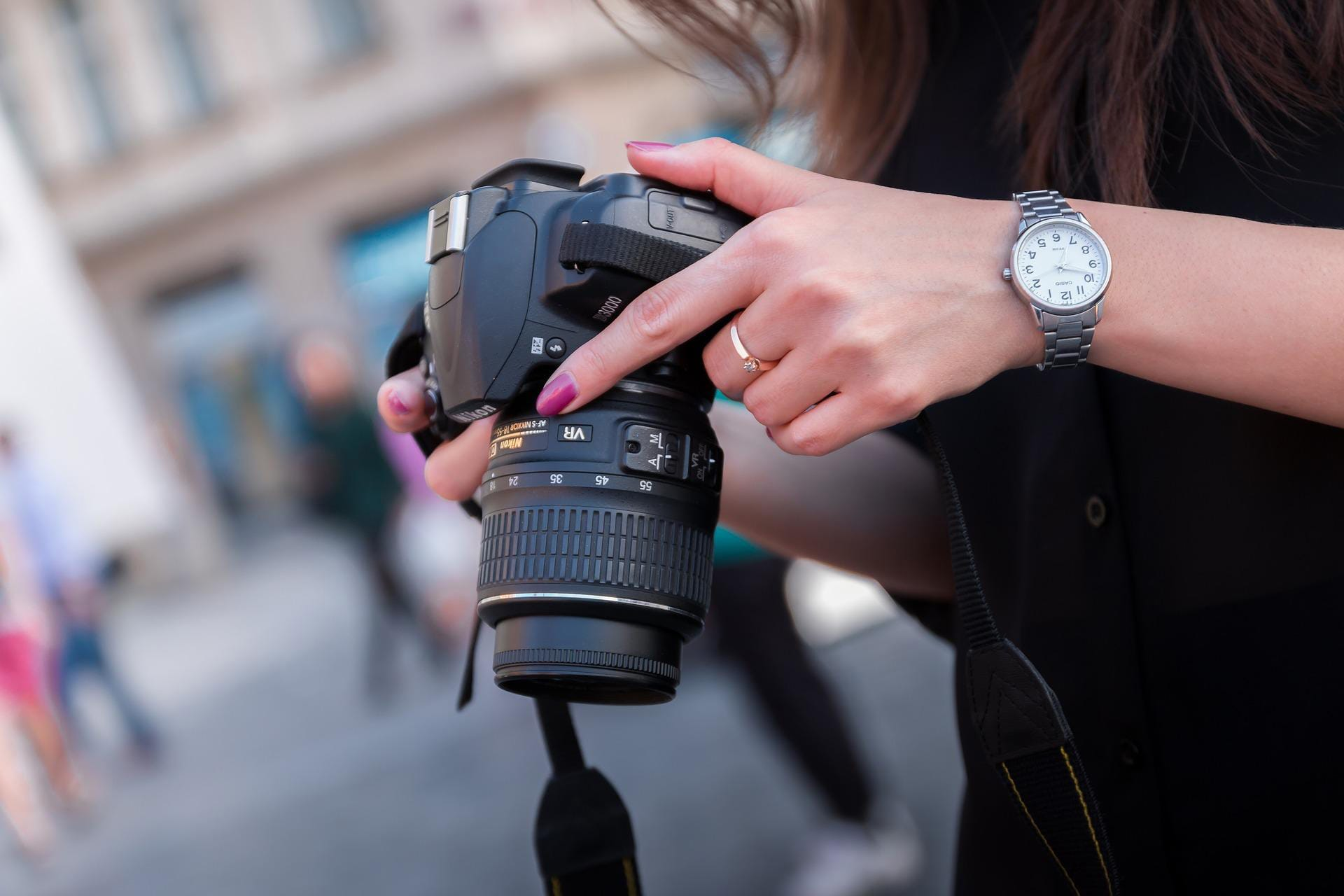 Street Photographer's Journey to Ideal Camera 1