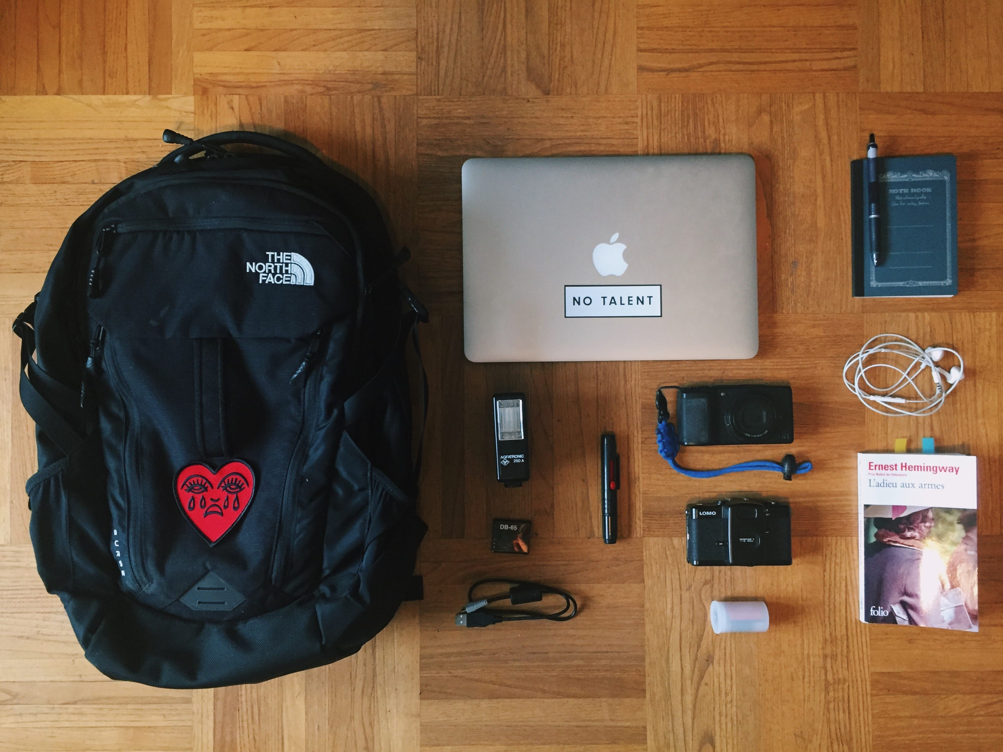 Arnaud Bicand's Camera Bag - Bag No. 149
