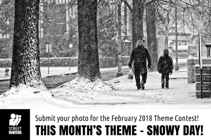 February 2018 monthly theme contest