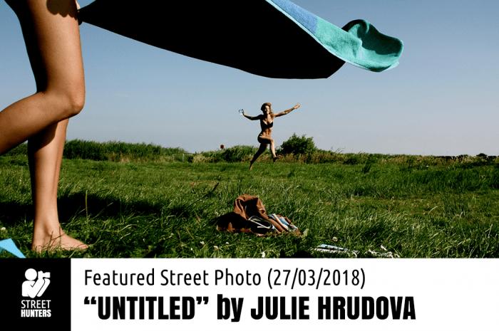 Featured street photo by Julie Hrudova