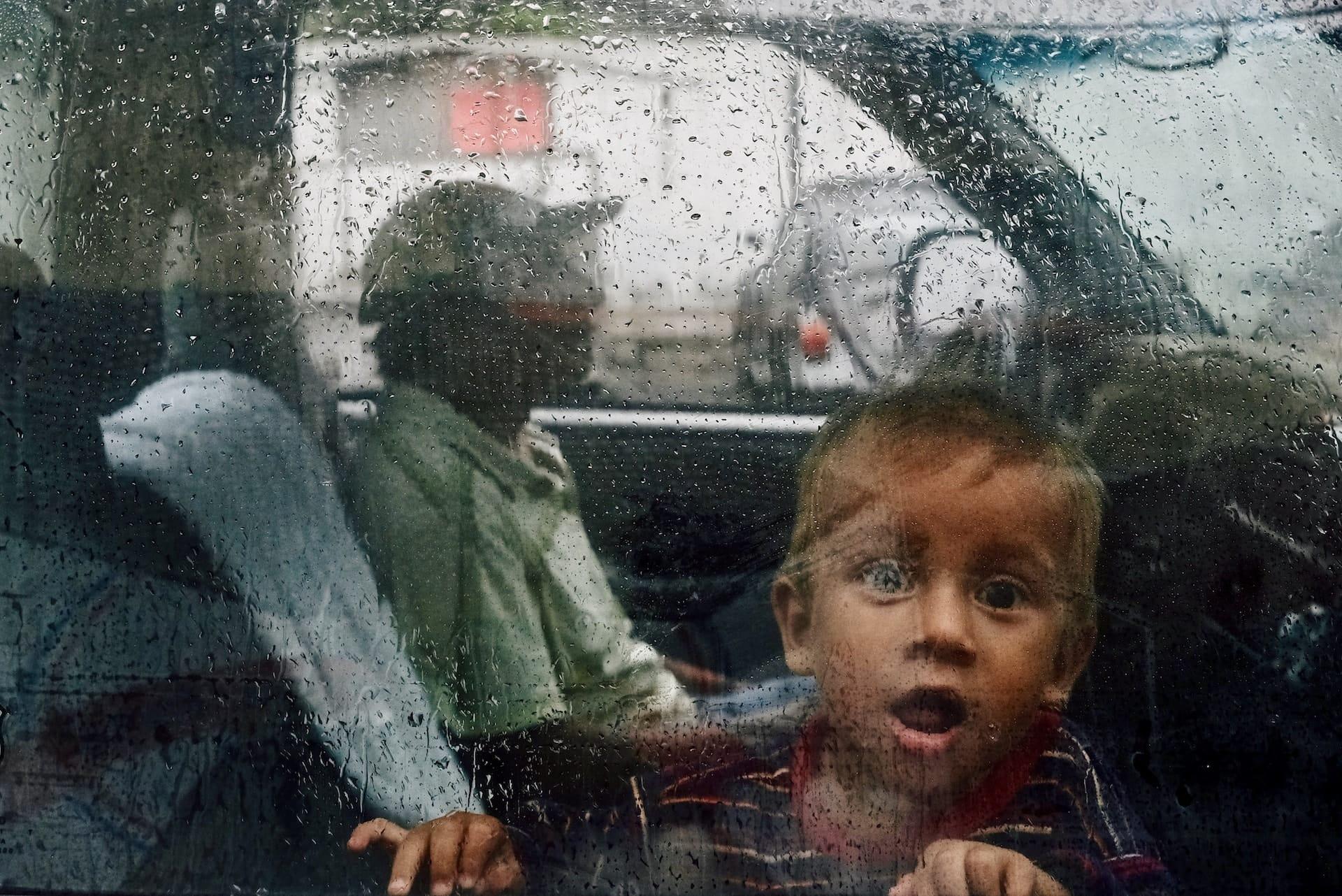 """""""Rainy day"""" Street Photograph by Noel Rojo"""