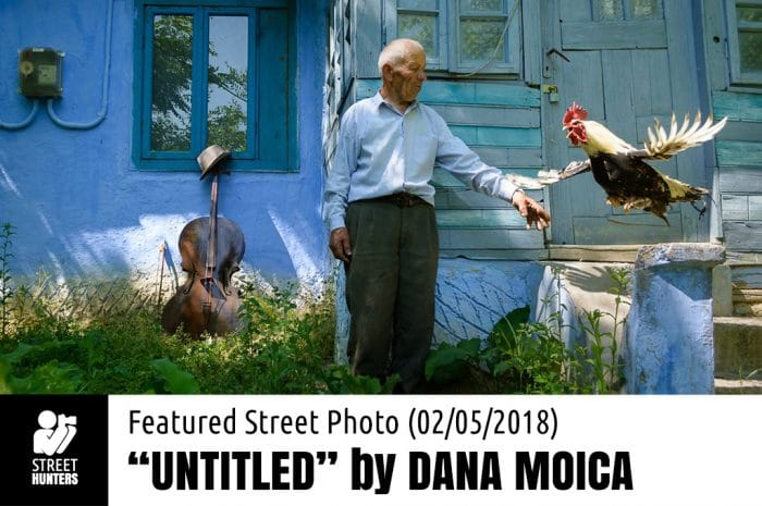 Featured street photo by Dana Moica