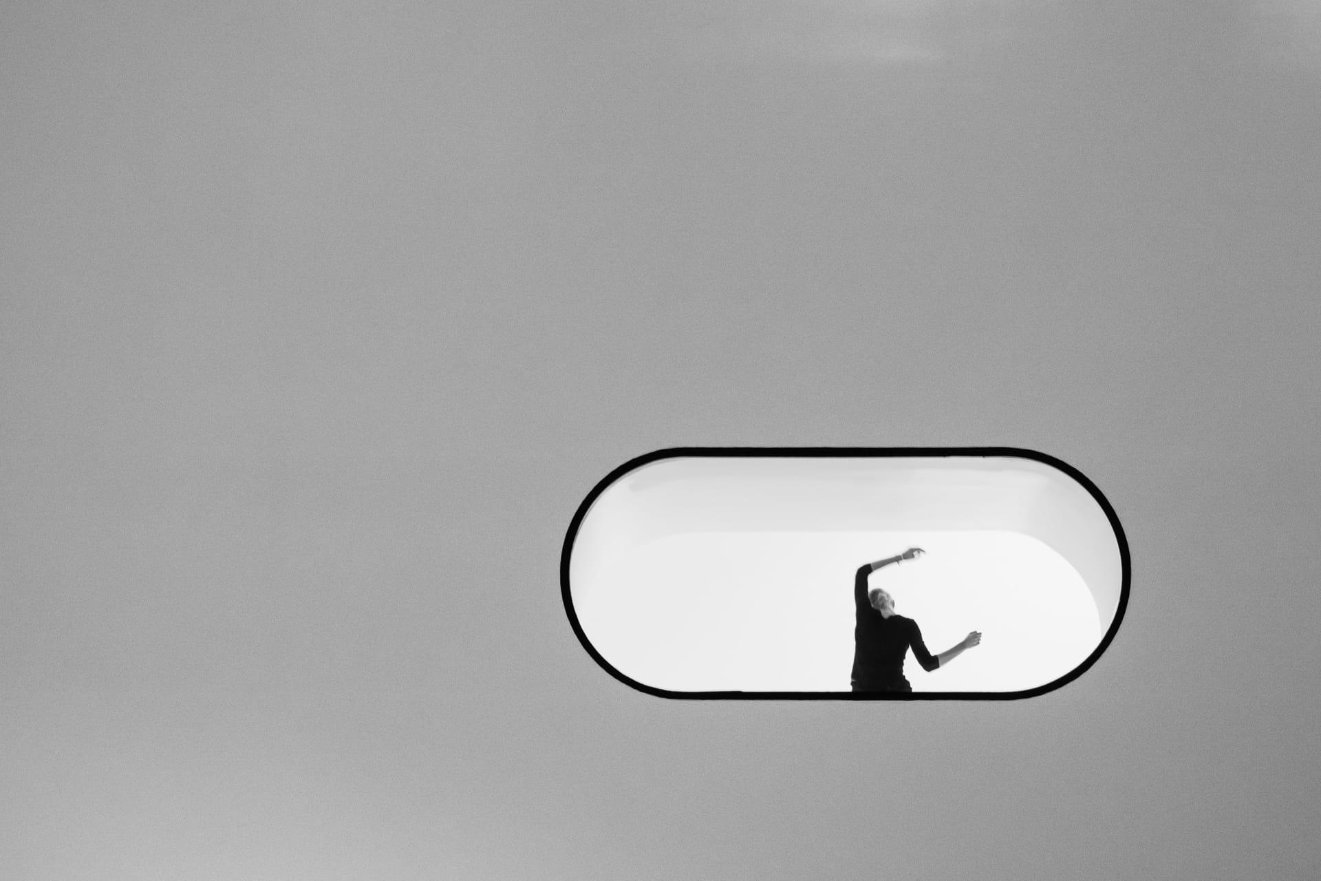 """Minimalism"" Street Photograph by Achim Katzberg"