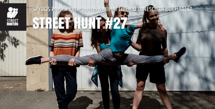 Street Hunt video 27 - Bucharest, Romania